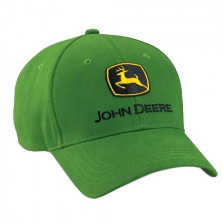 JD Green Logo Cap