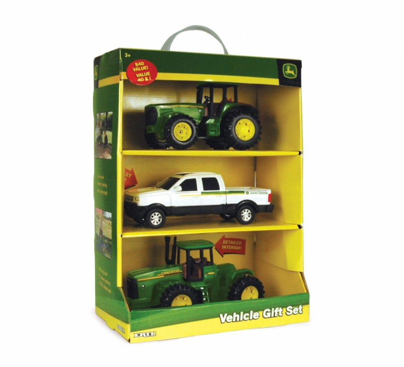 3 Piece 20cm Vehicle Value Set