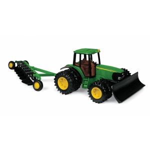 20cm 7420 W/Blade & 6 Bottom Plow