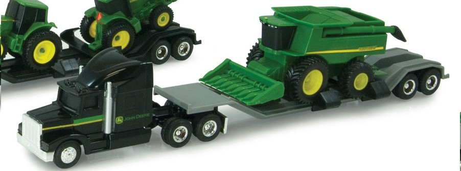 JD Semi-Hauler and Combine