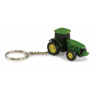 8R Tractor Keychain
