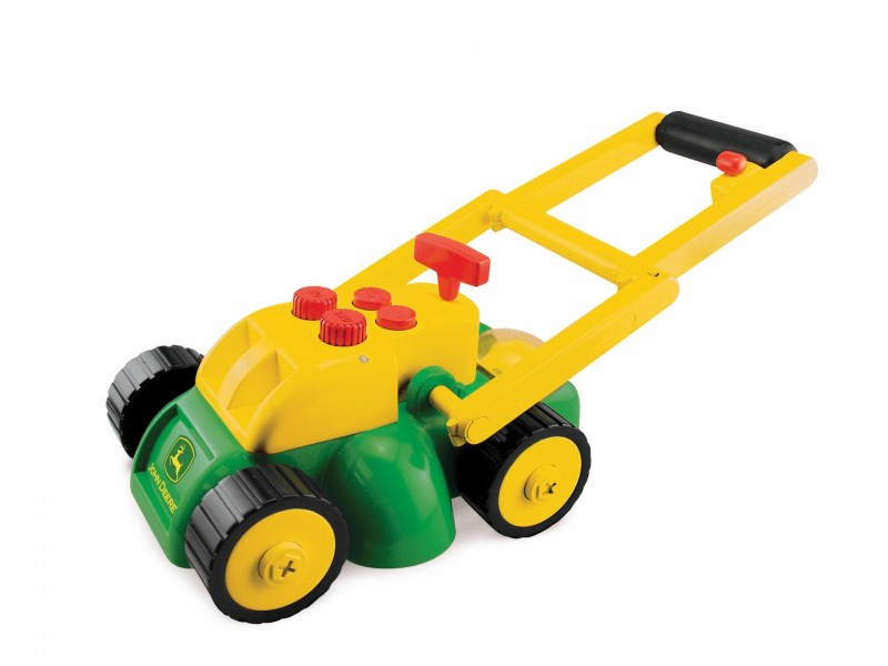 Electronic Action Lawn Mower with Sounds