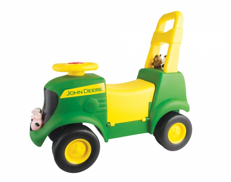 Sit'n'Scoot Activity Tractor 35206
