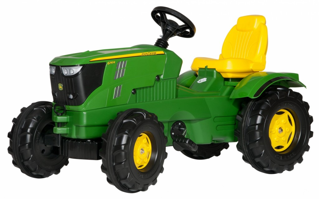 Ride On 6210r Pedal Tractor