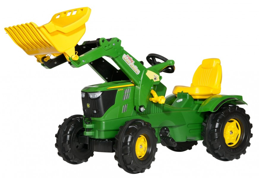 Ride On 6210R with Loader