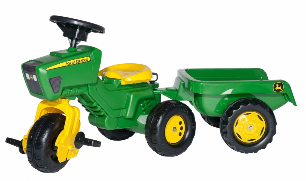3 Wheel Tractor with Trailer CP052769
