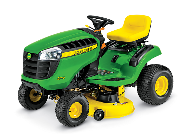 View the Mowers & Ride-Ons product range
