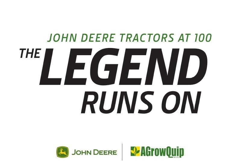 Read Article - 100 Years of John Deere