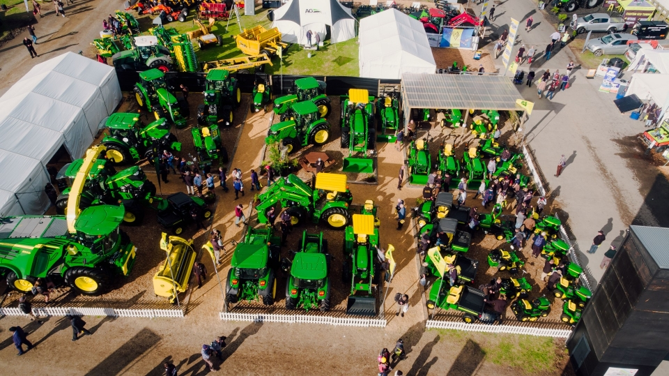 Read Article - What A Fieldays!!
