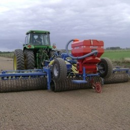Dal-Bo Maxiroll - Cambridge Roller with Air Seeder