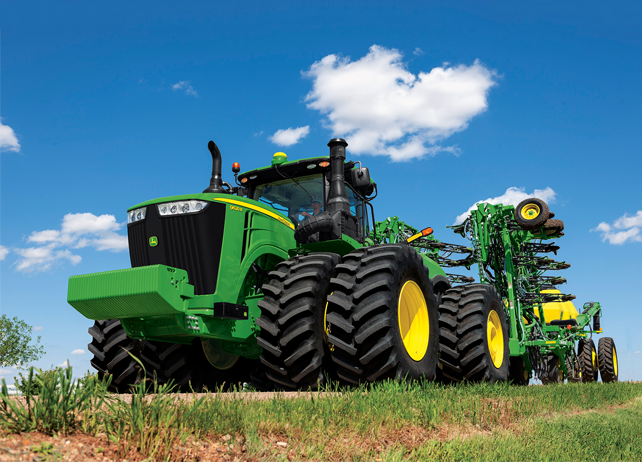 Read Article - John Deere named among best Global Brands