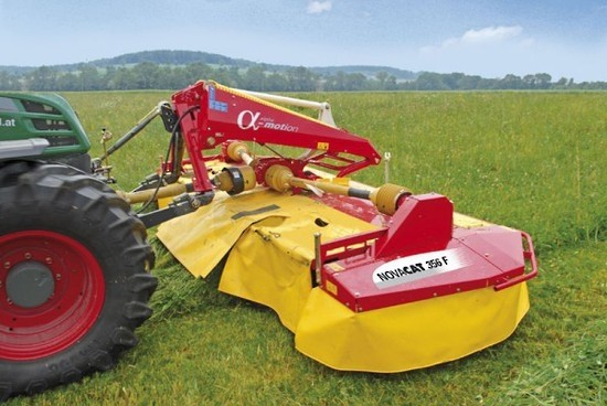 Pottinger NOVACAT - Front Mounted Mower