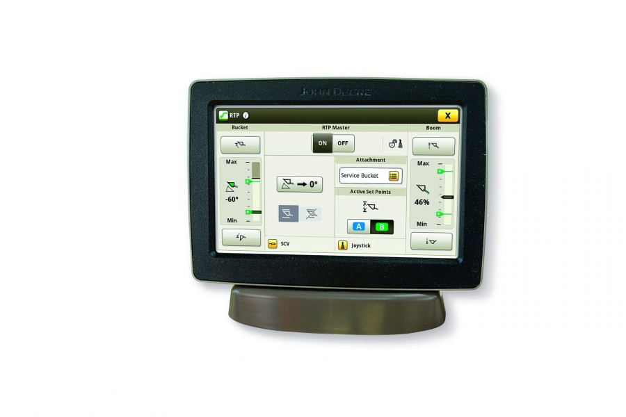John Deere Generation 4 CommandCenter