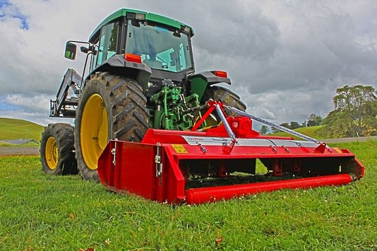 Trimax Topper Mowers