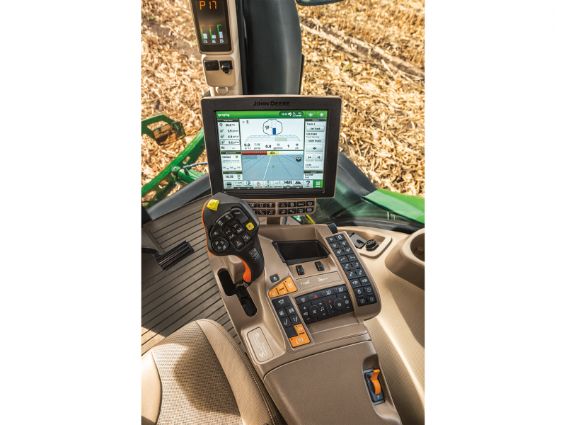 John Deere 4240 Universal Display