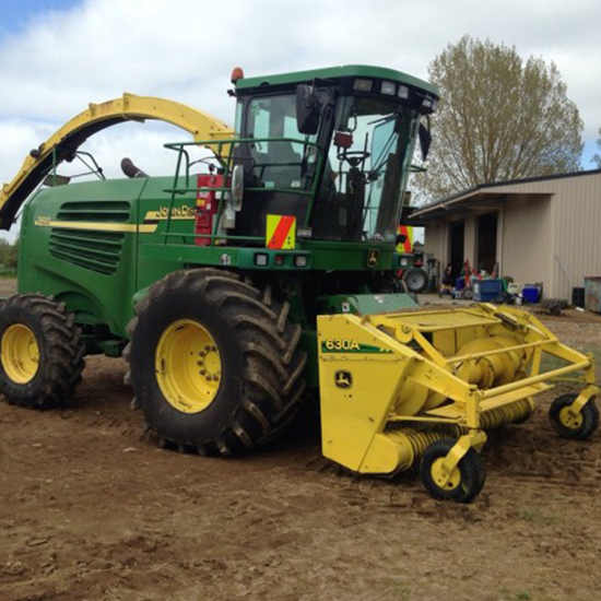 View the Hay/Forage Equip product range