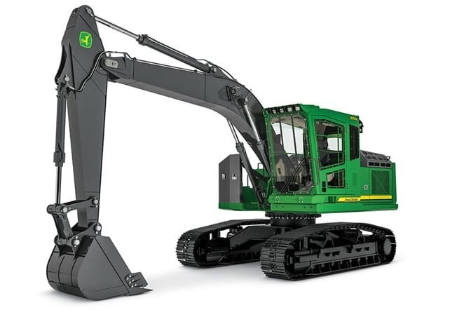 John Deere 2654G Swing Machine