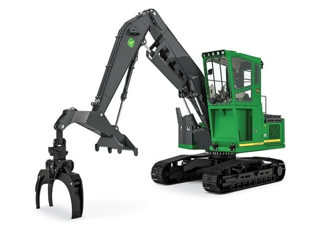 John Deere 2656G Swing Machine