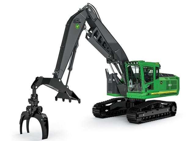 John Deere 3156G Swing Machine