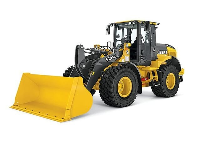 John Deere 524K-II Wheel Loader