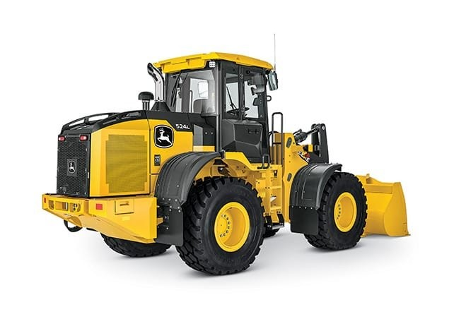 John Deere 524L Wheel Loader