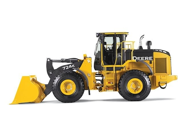 John Deere 724K Wheel Loader