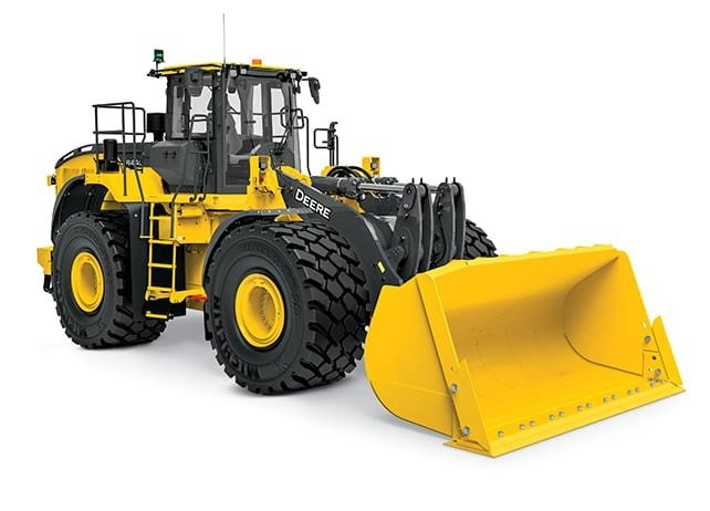 John Deere 844L Wheel Loader