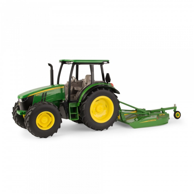 1/16 5125R Tractor with MX7 Rotary Cutter