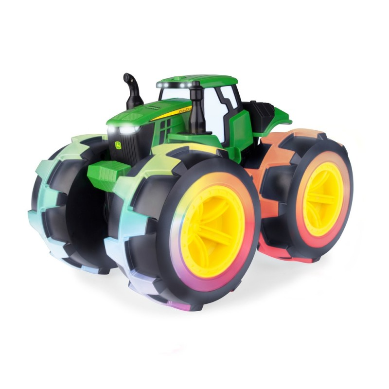 Monster Treads Lightning Wheels 4WD Tractor