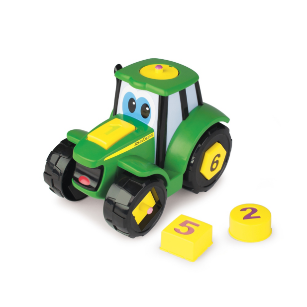 Learn N Pop Johnny Shape Sorter