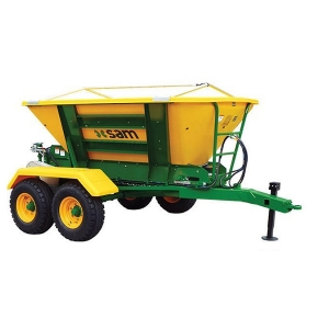 Sam Machinery 4 TONNE TANDEM AXLE FERTILISER SPREADER