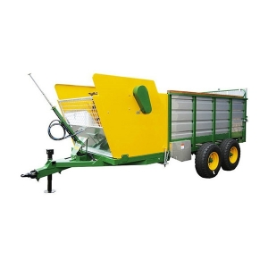 Sam Machinery 9 CUBIC METRE CENTER DELIVERY FEED WAGON