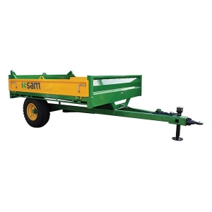 Sam Machinery 5 TONNE HYDRAULIC TRAILER